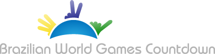 Brazilian World Games Countdown